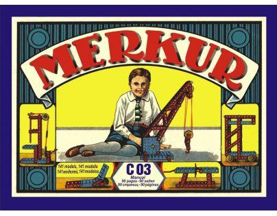 Stavebnice MERKUR Classic C03
