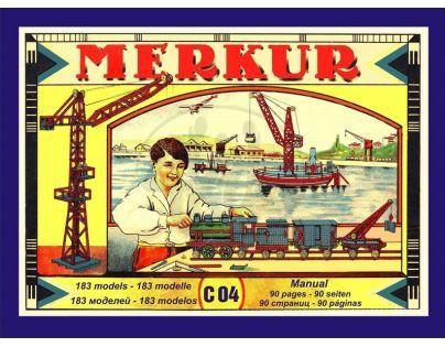 Stavebnice MERKUR Classic C04