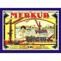 Merkur Stavebnice Classic C04 183 modelů