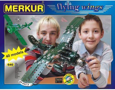 Stavebnice Merkur Flying wings