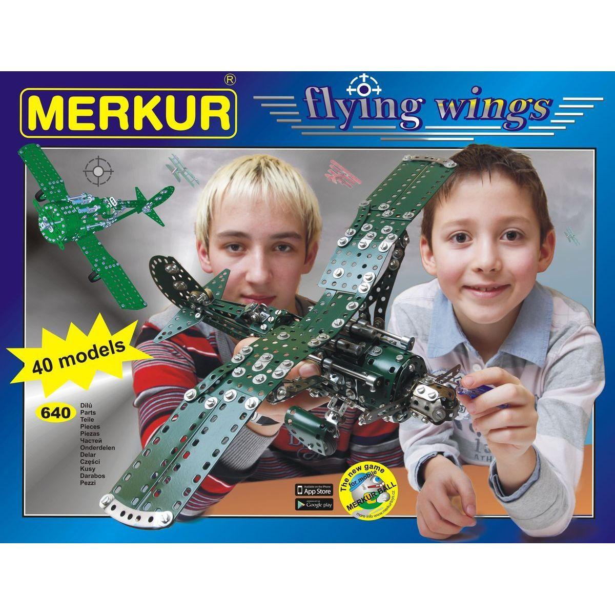 Merkúr Flying Wings