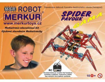 Stavebnice MERKUR Robotický pavouk