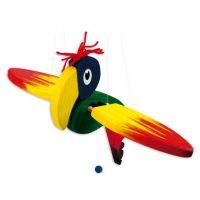 Mertens Papoušek malý dřevěný