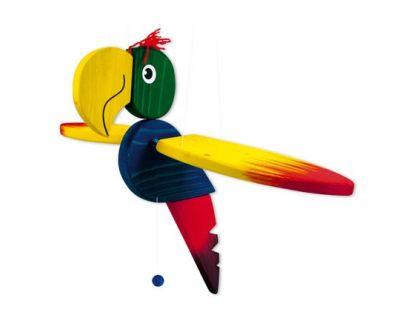 Bino 91008 - Papoušek velký