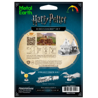 Metal Earth Harry Potter Hagridova chyže 3