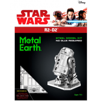 Metal Earth Star Wars R2-D2 4