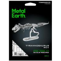 Metal Earth T-Rex Skeleton 5