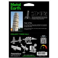 Metal Earth Tower of Pisa 4