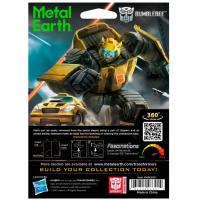 Metal Earth Transformers Bumblebee 3
