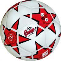 Star Lopta Soccer Club červený 23 cm