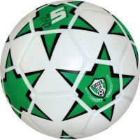 Star Lopta Soccer Club zelený  23 cm