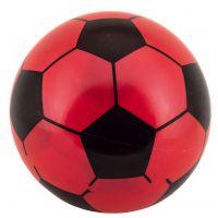Míč Super Tele gumový 23 cm červený