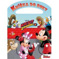 Mickey a závodníci - Knížka do ruky