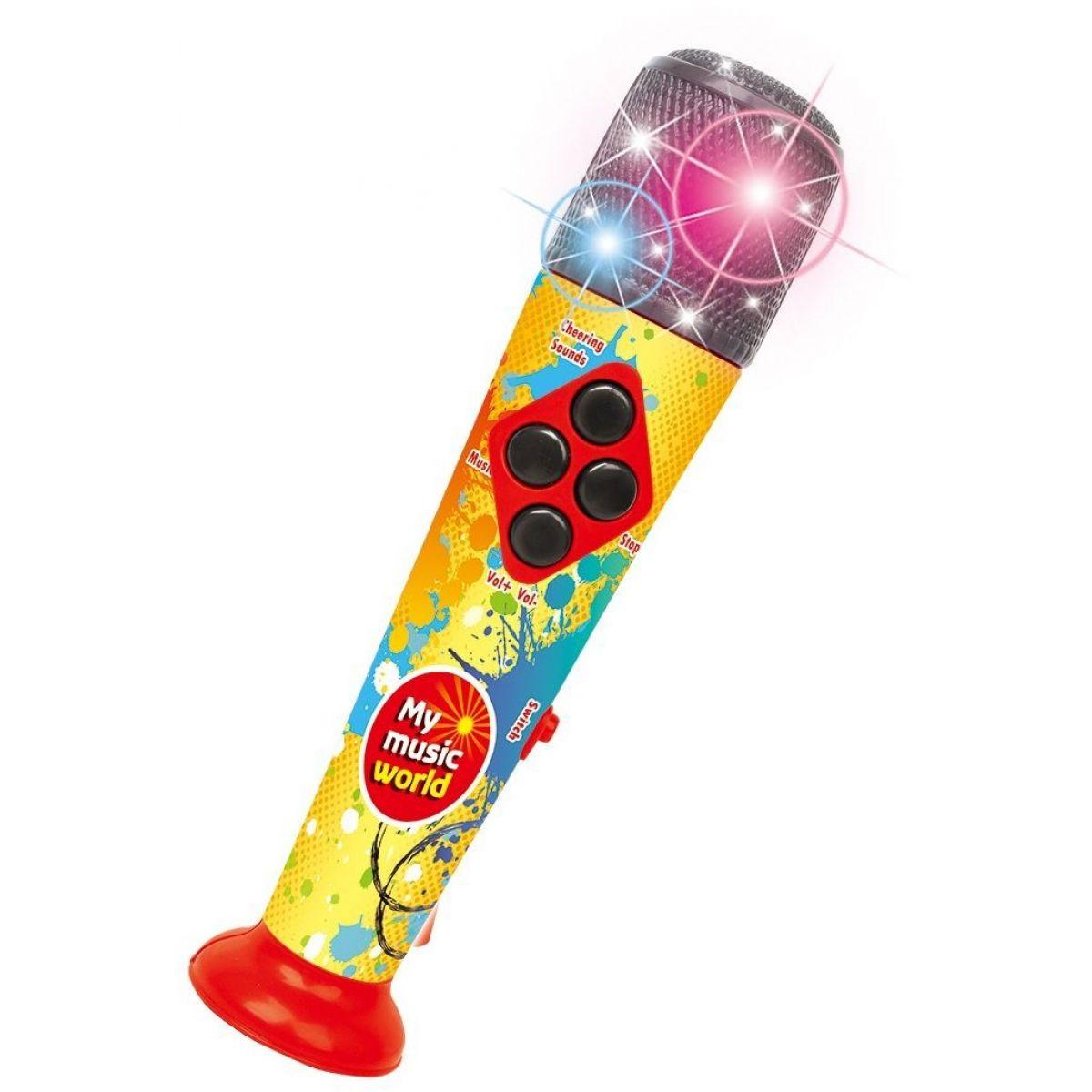 Mikrofón IPAD MP3 na batérie