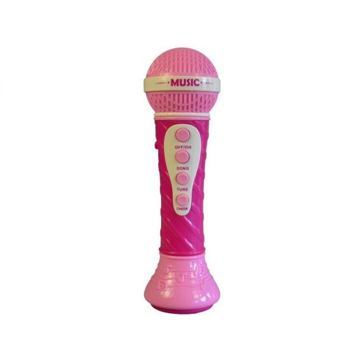Mikrofón na batérie 20cm