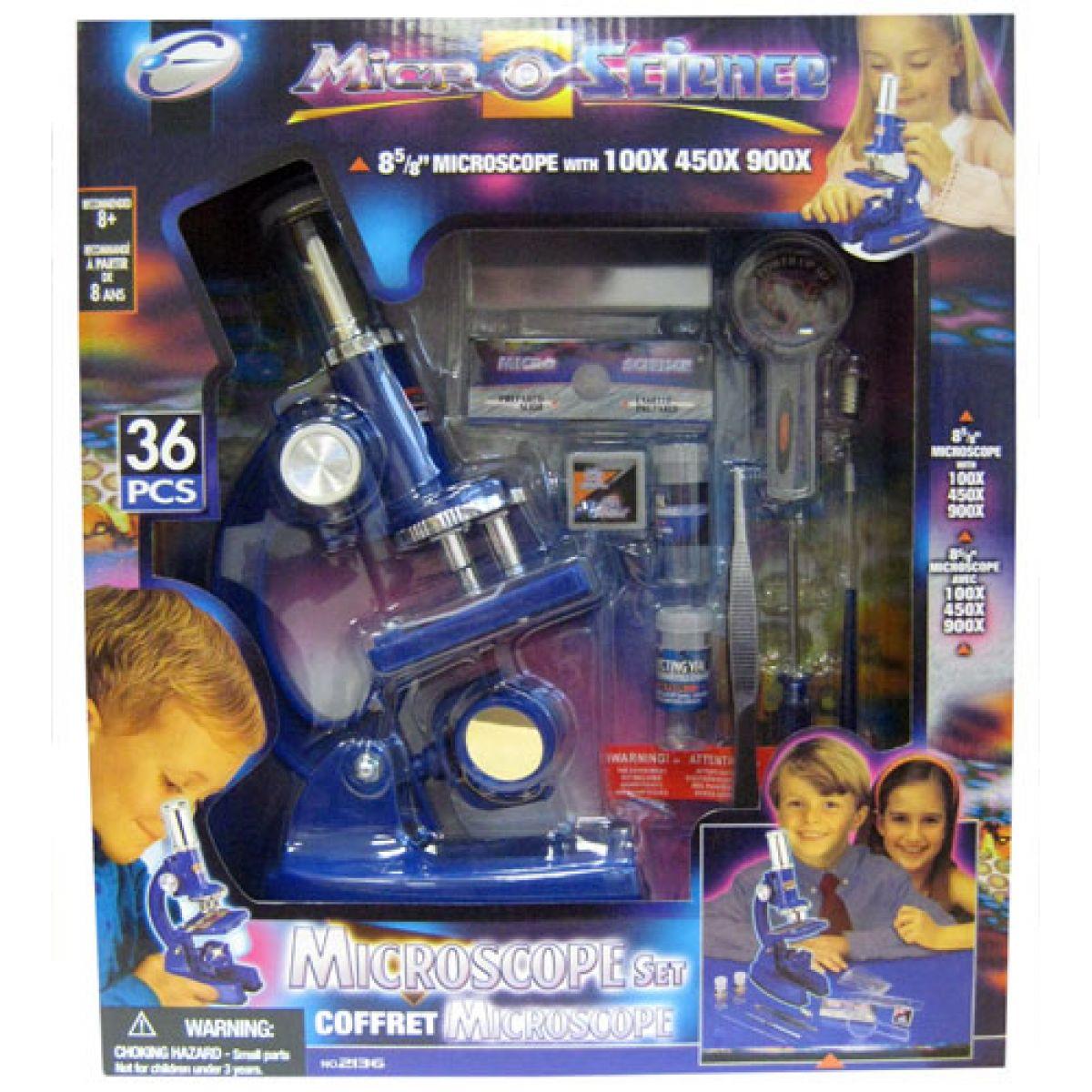 Mikroskop dětská sada