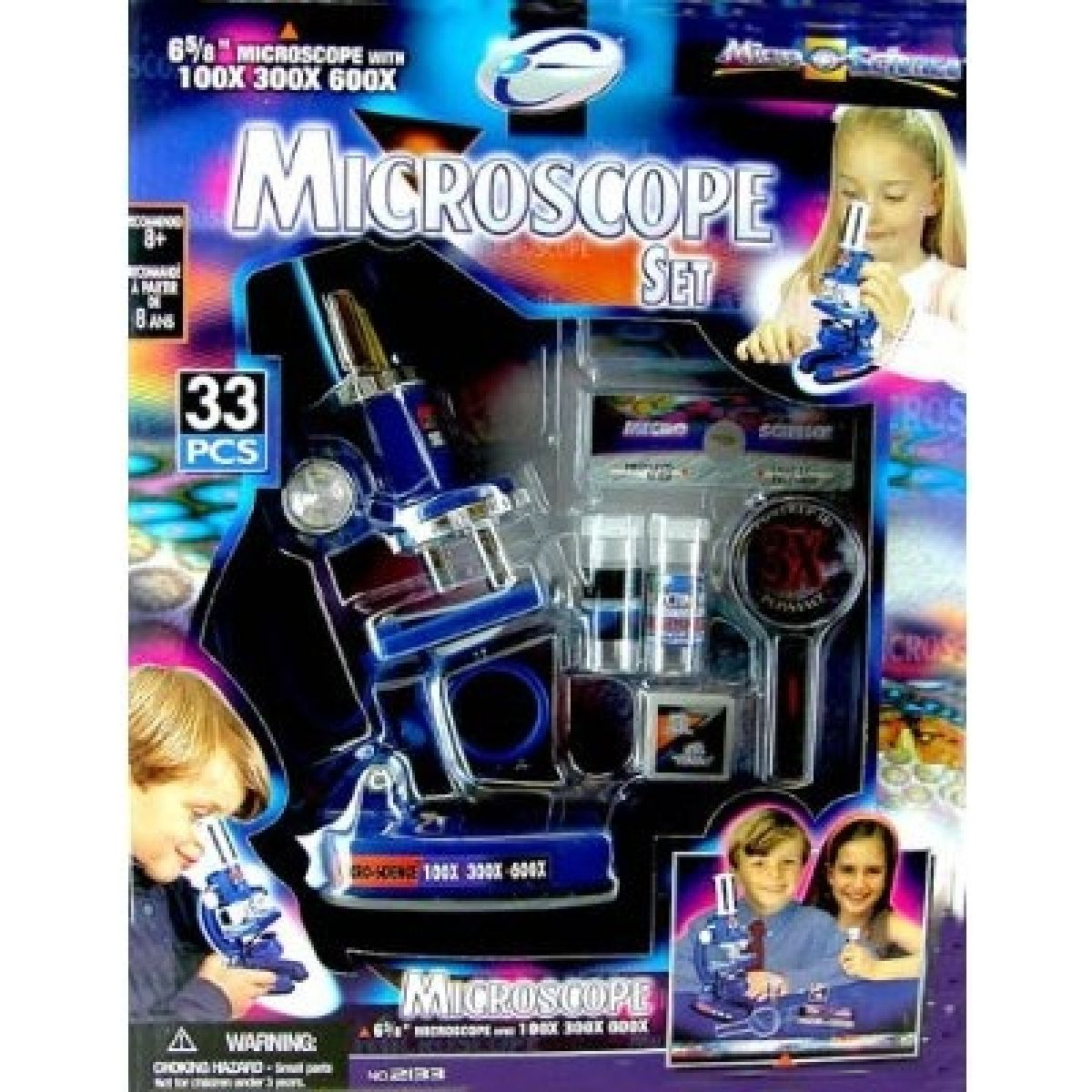 Mikroskop sada 33d