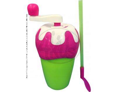 Milkshake Maker Výroba mléčného koktejlu - Růžovo-zelená
