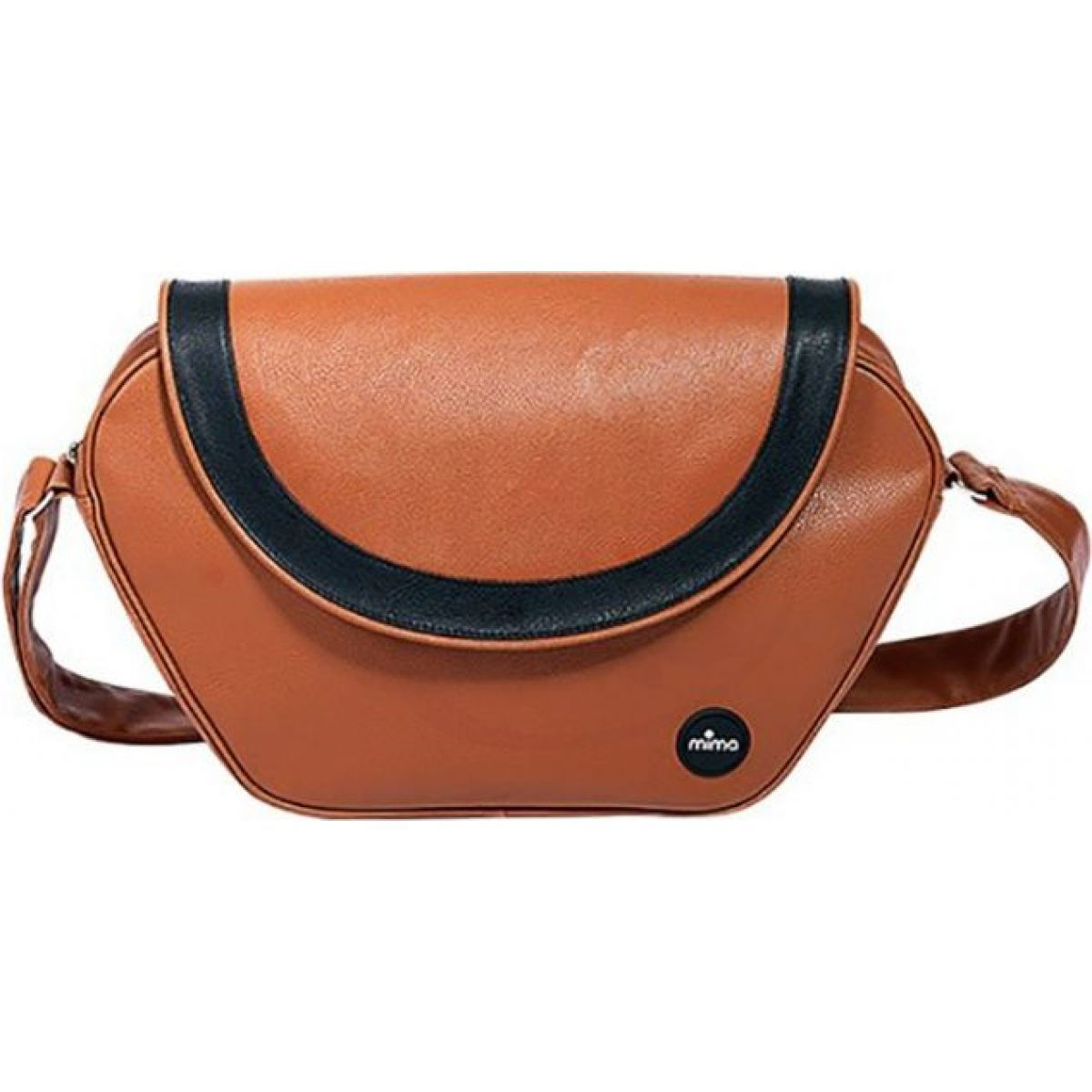 Mima Přebalovací taška Trendy Flair světle hnědá 3b42a954101