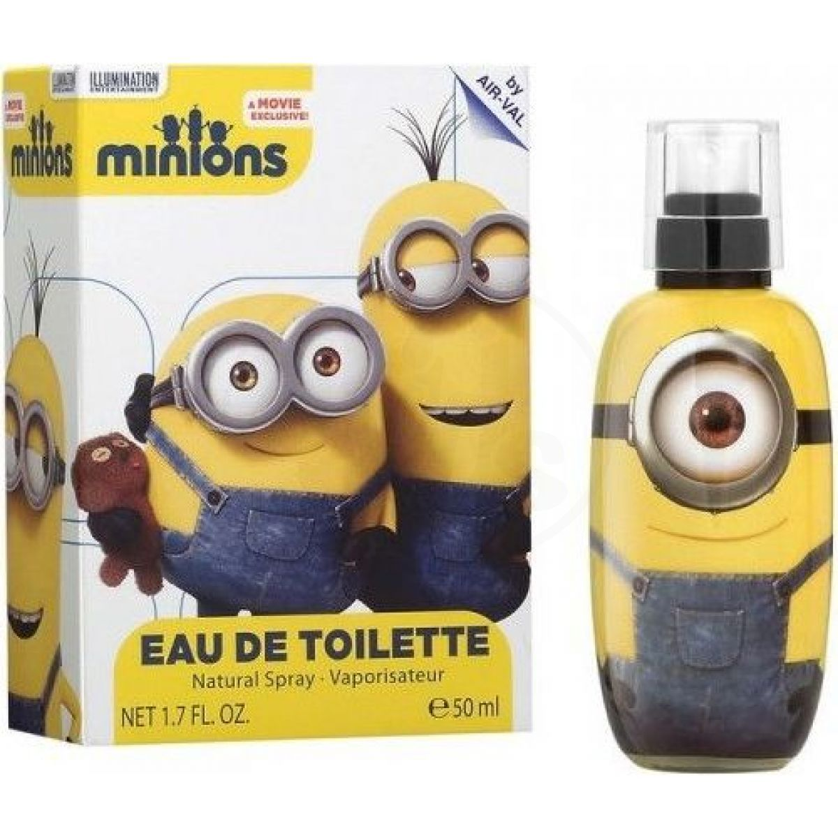 Ep line mimoni minions toaletni voda 50 ml  9e182bcd30