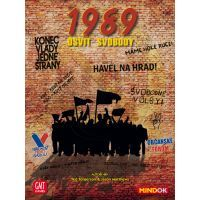 Mindok 1989 Úsvit svobody