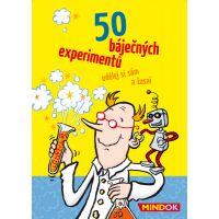 Mindok 301201 - 50 Báječných experimentů