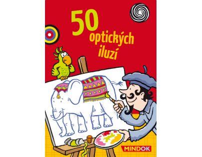 Mindok 301195- 50 Optických iluzí