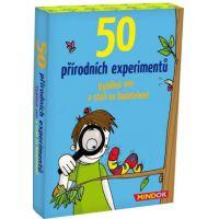 Mindok 50 prírodných experimentov 3