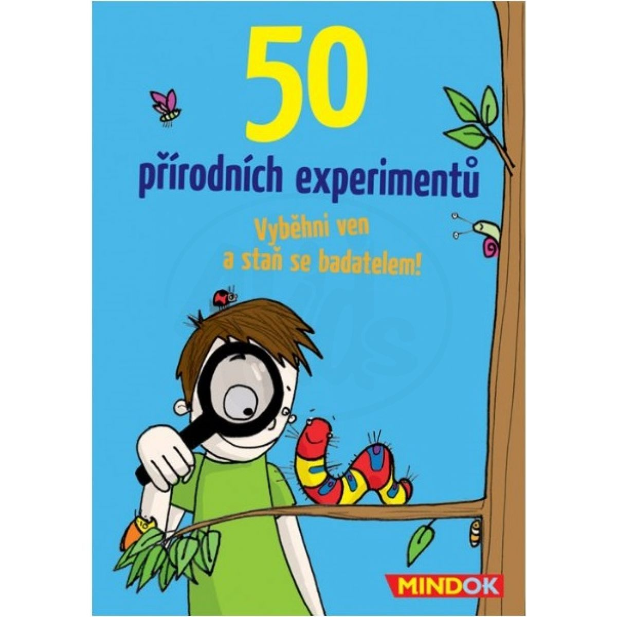 Mindok 50 přírodních experimentů