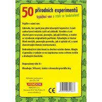 Mindok 50 Přírodních experimentů 2