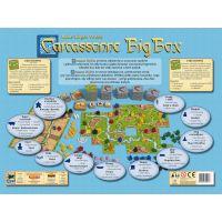 Mindok Carcassonne Big Box Základní hra + 11 rozšíření 2