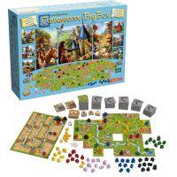 Mindok Carcassonne Big Box Základní hra + 11 rozšíření 3