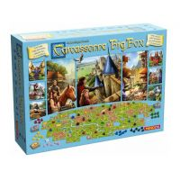 Mindok Carcassonne: Big Box 2017 4