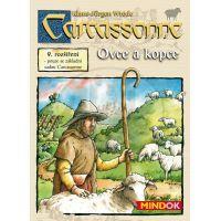 Mindok Carcassonne rozšíření 9 Ovce a kopce
