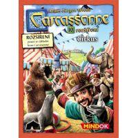 Mindok Carcassonne 10. rozšíření Cirkus