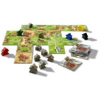 Mindok Carcassonne 2. rozšířenie Kupci a stavitelia 5