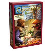 Mindok Carcassonne 2. rozšířenie Kupci a stavitelia 6