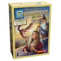 Mindok Carcassonne 3. rozšírenie Princezná a drak 2