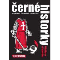 Mindok 301010 - Černé historky: Příběhy ze středověku