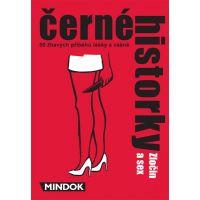 Mindok 301027 - Černé historky: Zločiny a sex