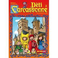Mindok 300280 - CARCASSONNE Děti z Carcassonne