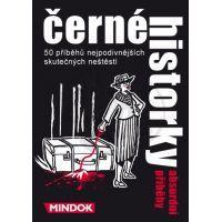 MindOK Černé historky: Absurdní příběhy