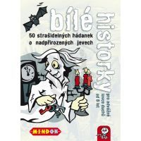 Mindok 300648 - Černé historky : Bílé historky