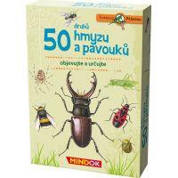 Mindok Expedícka príroda 50 druhov hmyzu a pavúkov 3