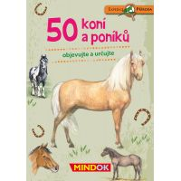 Mindok Expedice příroda 50 koní a poníků