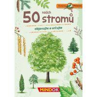 Mindok Expedice příroda 50 našich stromů