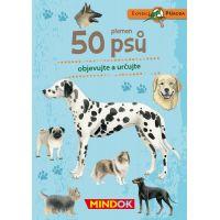 Mindok Expedice příroda 50 plemen psů