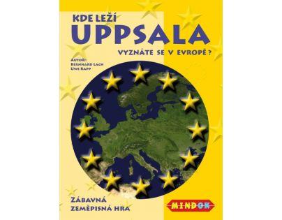 Mindok 300204 - Kde leží Uppsala?