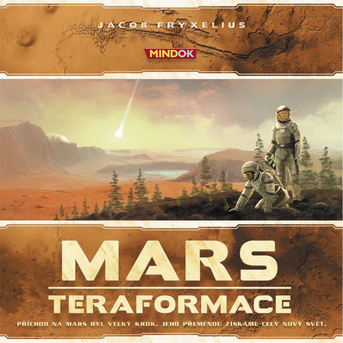 Mindok Mars: Teraformace