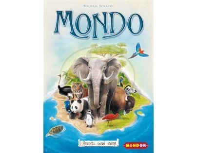 Mindok Mondo společnská hra